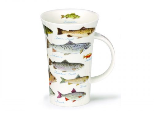 Dunoon Glencoe Fresh Water Fish Mug