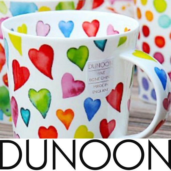 Dunoon Mugs at The Chinaman