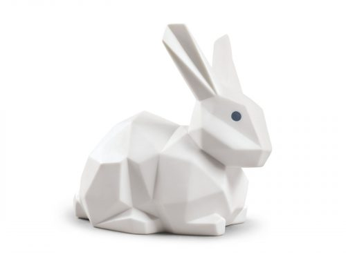 Lladro Rabbit (Matte White) 01009269