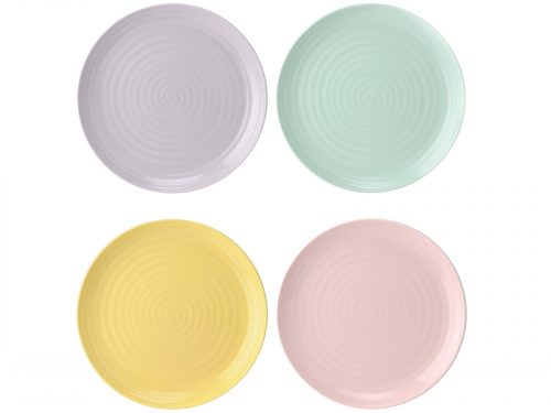 Sophie Conran Boxed Set of 4 Coupe Plate 8.5