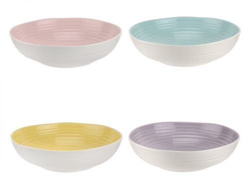 Sophie Conran Boxed Set Coupe Pasta Bowl - Assorted Colours