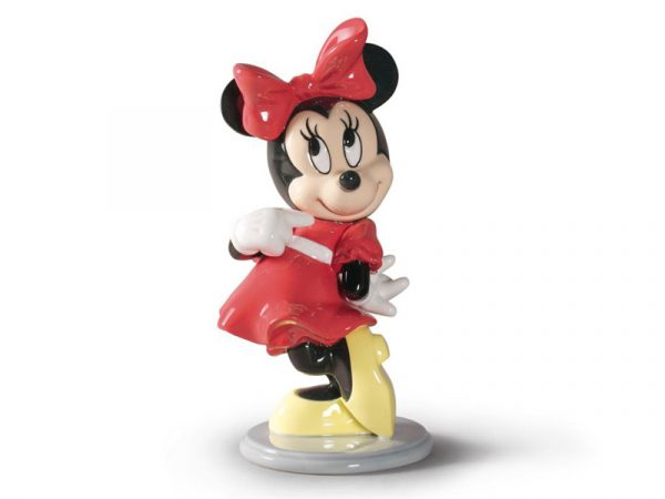 Lladro Minnie Mouse