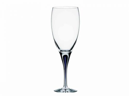 Orrefors Intermezzo Blue Wine Glasses 6257418