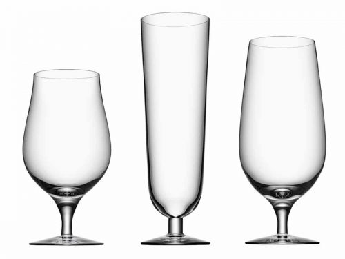 Orrefors Beer Glass Collection 6312009