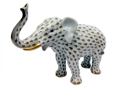 Herend Elephant Luck