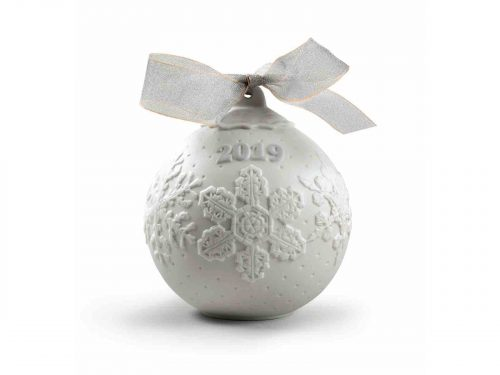 Lladro 2019 Christmas Ball