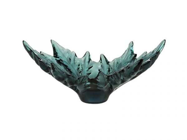 Champs Elysees Bowl Green Lalique