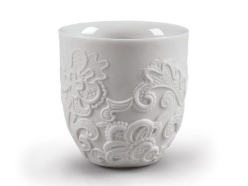 Lladro Small Lace Cup