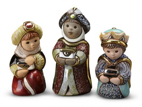 Porcelain / China Nativity