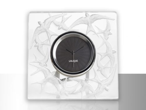 Lalique Clocks