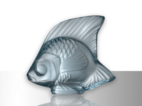 Lalique Seal Fish