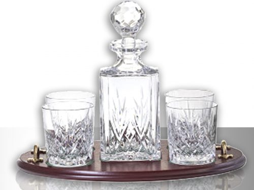 Royal Scot Prestige Crystal Collection