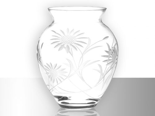 Royal Scot Crystal Vases