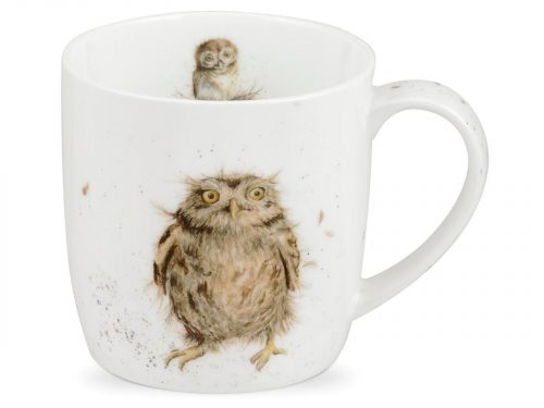 Owl Mug by Wrendale