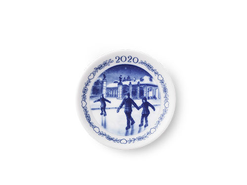 Royal Copenhagen 2020 Placquette