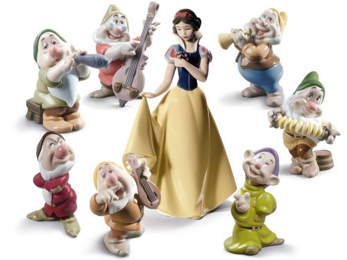 Nao Disney Snow White & The Seven Dwarfs Collection | The Chinaman